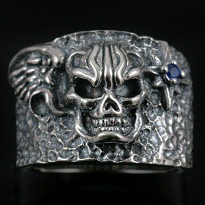 Buying Guide For Men's Biker Rings