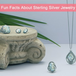 Fun Facts About Sterling Silver Jewelry