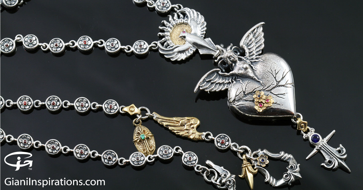 guardian and lockets gold angel yellow hires charm london en diamond of links pave amp us