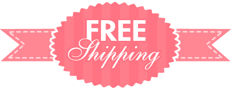 Free shipping with $50 minimum purchase