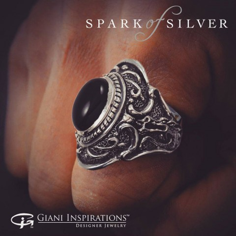 Sterling Silver Jewelry - Sterling Silver Gifts for Men