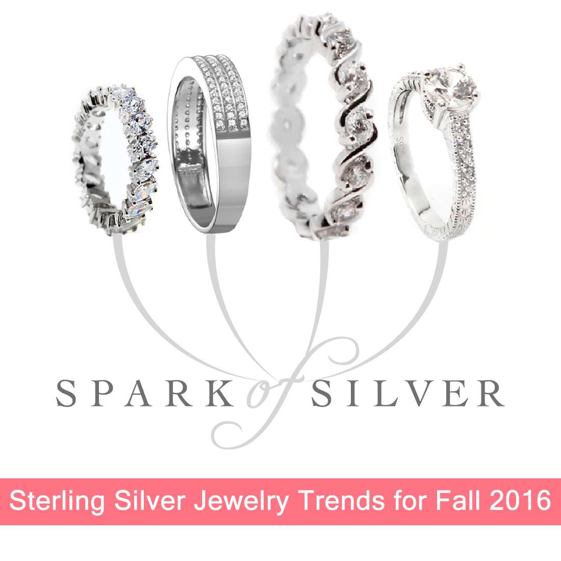 Sterling Silver Jewelry Trends for Fall 2016