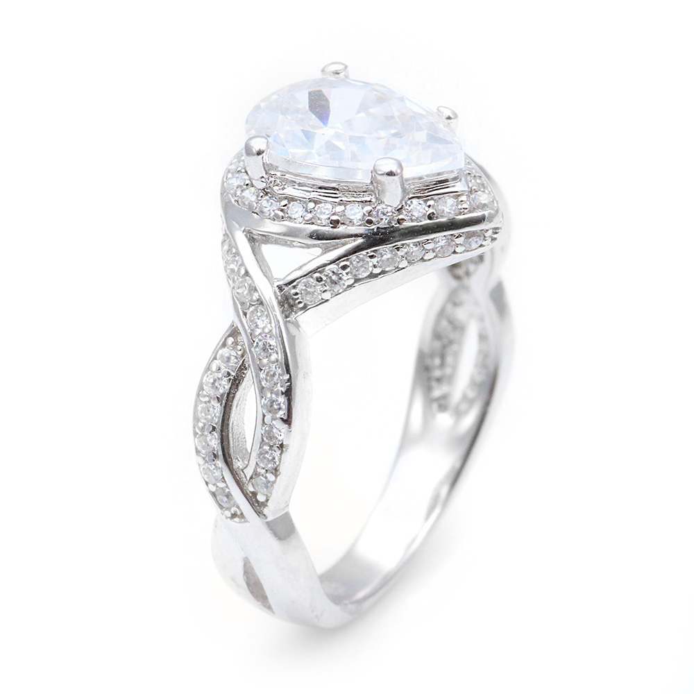 under ring engagement alexis shaped pear main russell diamond gallery rings weddings glamour dollars