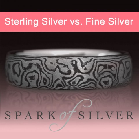 Sterling Silver vs. Fine Silver: A Comparison